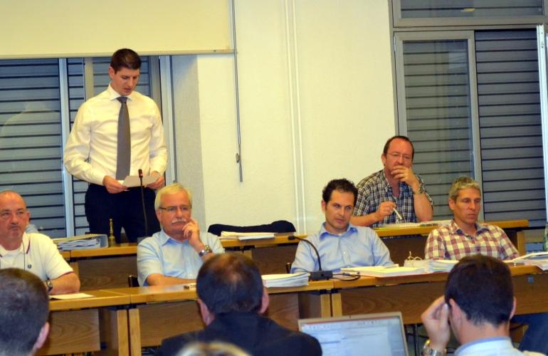 Cosimo Lupi - Presidente del Consiglio comunale di Gordola